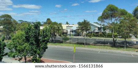Cairnlea Primary school outside view