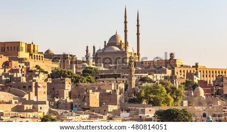Cairo scenes  #480814051