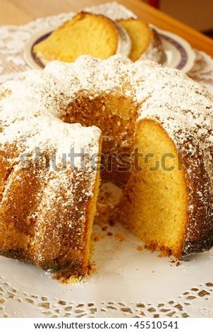 """Cake (""""baba"""")"""