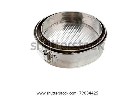 cake baking tin