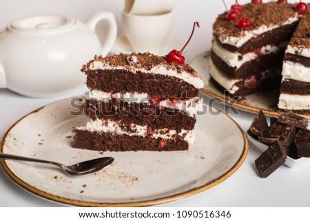 cake black forest