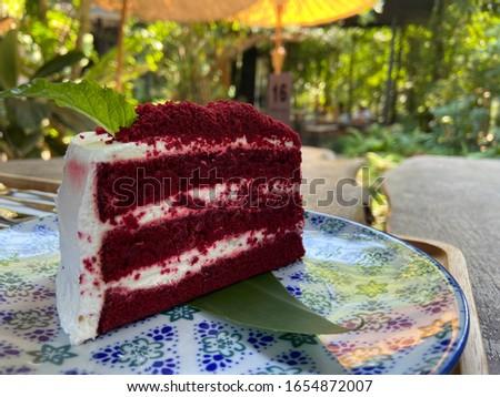 Cake cake!!! Cake cake!!!!! Red velvet