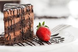 Cake, Chocolate Cake, Chocolate.