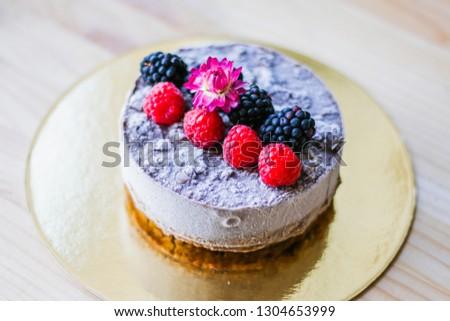 cake dessert food Blueberry Cheesecake Raw Strawberry cake dessert food vegan dessert sweet fruit strawberry