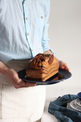 Cake, homemade, pastry, foodphotography, food style
