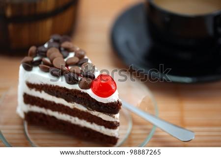 Cake milk chocolate chip.