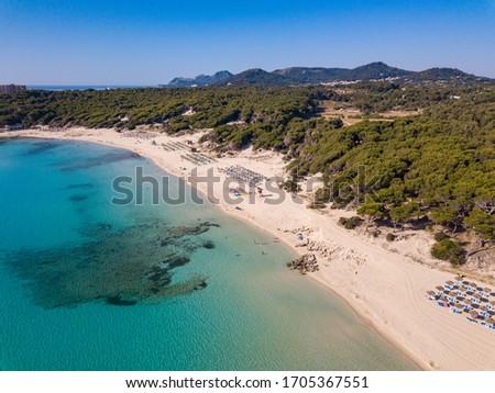 Photo of  Cala Agulla, Cala s'Agulia, Cala Figuera, Maiorca, Baleari, Spain
