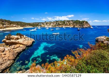 Cala Portals Vells Mallorca Island, Spain