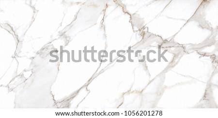 Calacatta White marble for Ceramic tile Inkjet (High resolution) #1056201278