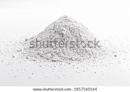 Calcium sulfide is a solid inorganic compound with the chemical formula CaS, used in the production of certain types of paints, ceramics and paper. Stock photo ©
