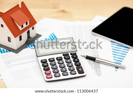 Calculating home finances