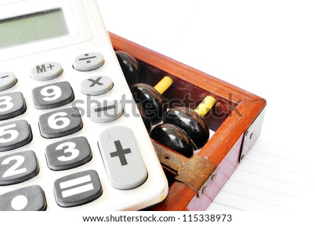 Calculator&Abacus