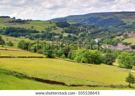 Calder Valley, West Yorkshire