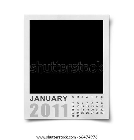 january calendar 2011 printable. January 2011 Calendar Blank.