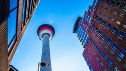 Calgary Tower - Downtown - Canada