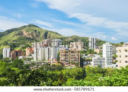 Shutterstock Cali, Valle del Cauca, Colombia