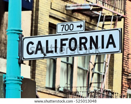 California #525013048