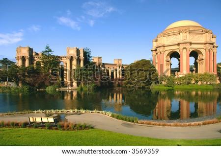 california exploratorium palace of fine arts in san francisco