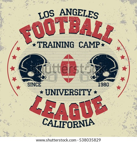 6fc59ad7d California football typography, t-shirt stamp graphics, vintage sport wear  tee print design
