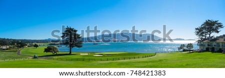 California golf course #748421383