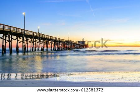 California Pier #612581372