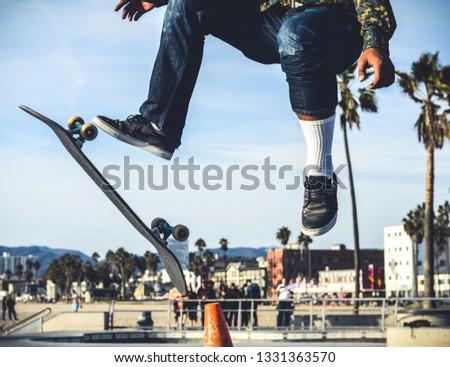 California Skater Dude