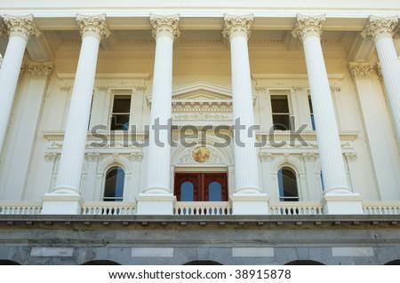 California State Capitol Building; Sacramento, California