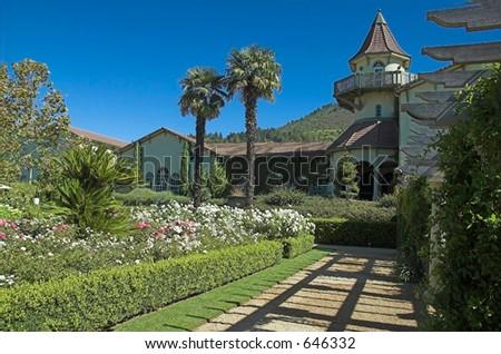 California winery (sonoma county)