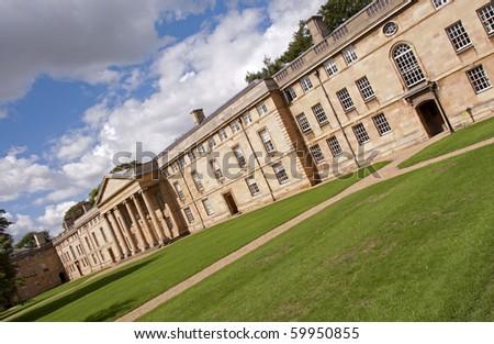 Cambridge, England VI - stock photo