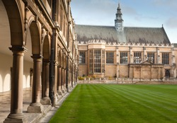 Cambridge University and St Johns College