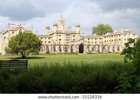 Cambridge University, England, Trinity College