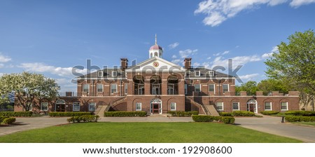 CAMBRIDGE, USA - JULY 18: The Harvard University, established in 1636, is the oldest institution of higher learning and the first chartered in the USA as seen on July 18, 2013 in Cambridge, MA, USA.