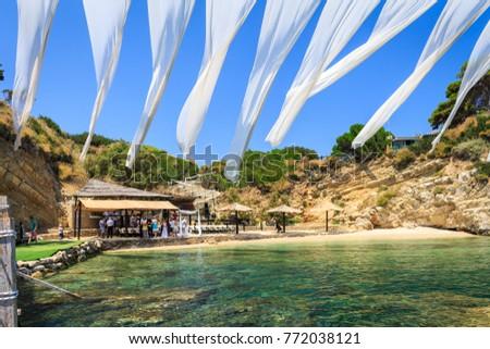 Cameo Island in Zakynthos Greece #772038121