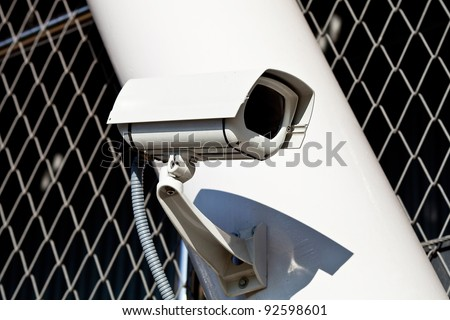 camera for surveillance and security of property