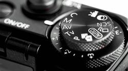camera mode dial manual mode closeup, macro
