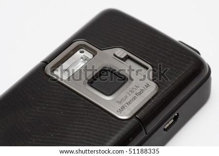 camera phone with xenon flash