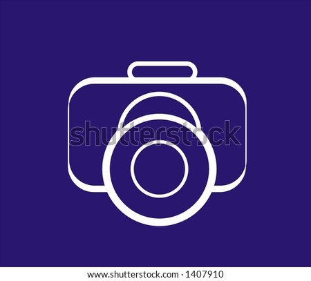 camera - symbol of photography