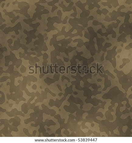 Camouflage background yellow
