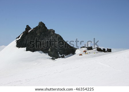 Camp Muir, Mount Rainier