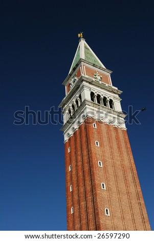 Campanile tower (Venice, Italy)