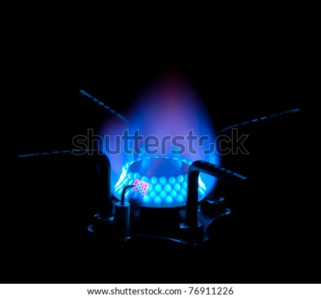 camping burner natural Gas