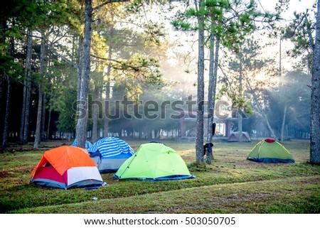 camping,Thailand #503050705