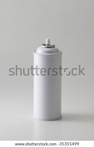 can spray on plain color  background