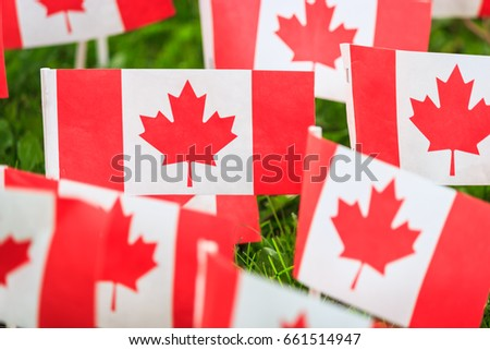 Canada-150, Canada Flag, Canada Celebration #661514947