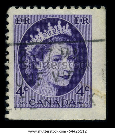 how to get a portrait of the queen canada