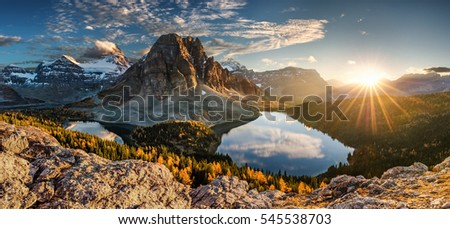 canada, lake magog,  lake cerulean #545538703