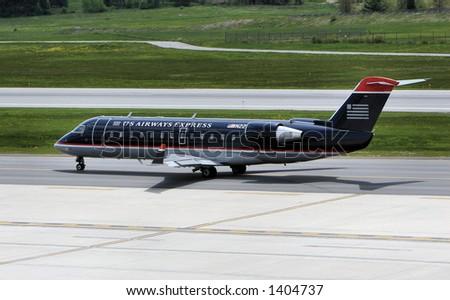jet regional de canadair