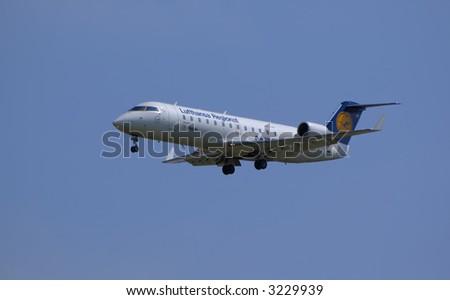 Canadair Regional Jet 700 Cr7