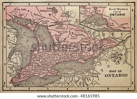 canadian province of ontario ...