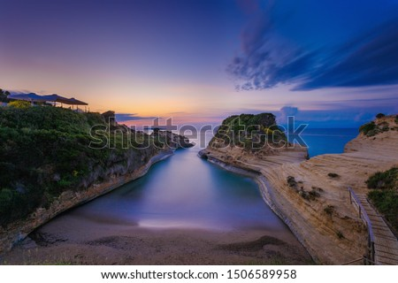 Photo of  Canal D'Amour, Corfu, Sidari, Greece